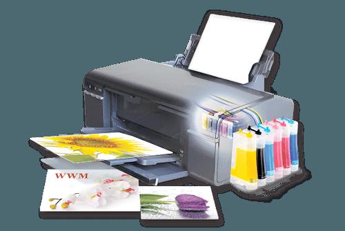 Настройка принтеров и факсов в Чите