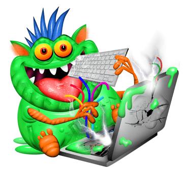 Удаление вирусов в Чите